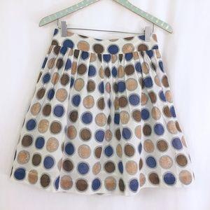 Anthropologie Edme & Esyllte Skirt S